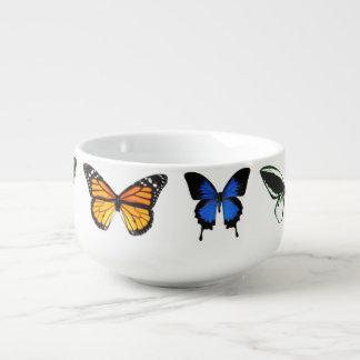 Butterfly Pattern Bowl