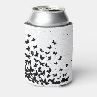 Butterfly pattern can cooler