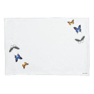 Butterfly Pattern Pillowcase Set
