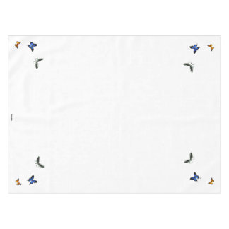 Butterfly Pattern Table Cloth