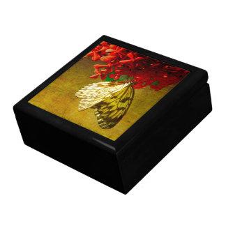 Butterfly Pavilion - Paper Kite - Decorative Box Large Square Gift Box