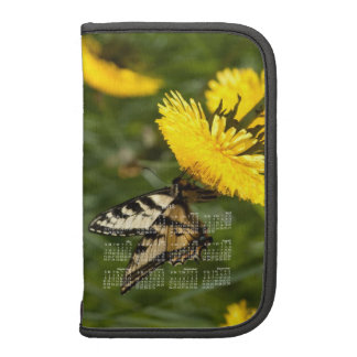 Butterfly Perch; 2013 Calendar Organizer