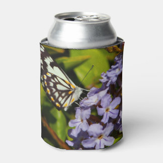Butterfly photo can cooler
