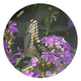 Butterfly Photo Gift Plate