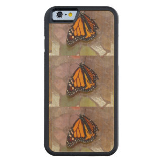 Butterfly Photo Maple iPhone 6 Bumper Case