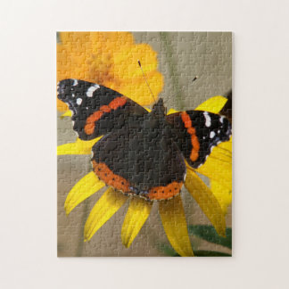 Butterfly, Photo Puzzle. Puzzle