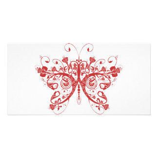Butterfly Photo Card