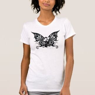 Butterfly Pin Up T-Shirt