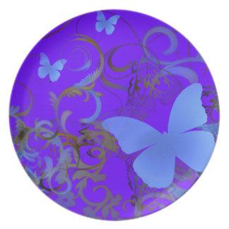 Butterfly Plate