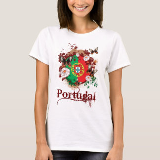 Butterfly Portugal T-Shirt