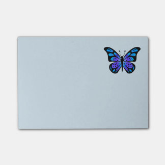 Butterfly Post-it Notes