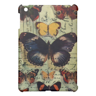 Butterfly Postcard iPad Mini Cover