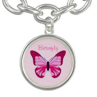 Butterfly Pretty Pink Purple
