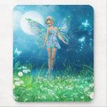 Butterfly Princess Mousepads