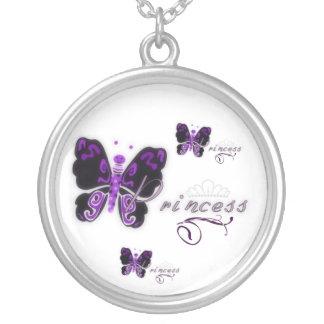 Butterfly Princess Necklace