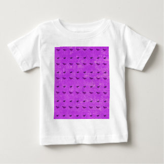 Butterfly print purple baby T-Shirt