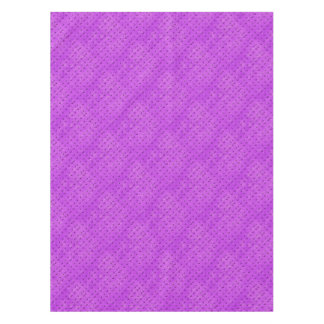 Butterfly print purple tablecloth