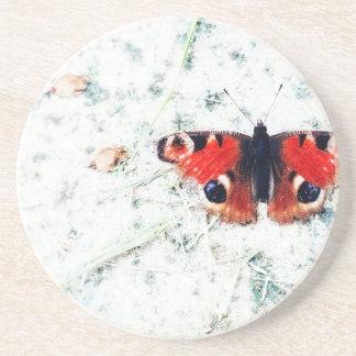 Butterfly prints Butterfly prints Coaster