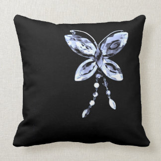 Butterfly Prism Cushion