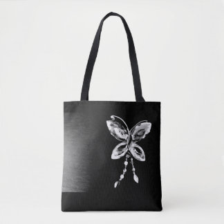 Butterfly Prism Tote Bag