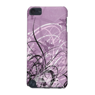 Butterfly Purple Grunge Swirl iPod Touch Speck Cas iPod Touch 5G Case