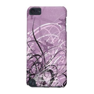 Butterfly Purple Grunge Swirl iPod Touch Speck Cas iPod Touch 5G Case