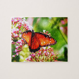 Butterfly Puzzle with Gift Box