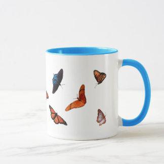 butterfly ringer coffee mug