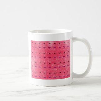 Butterfly rosy coffee mug