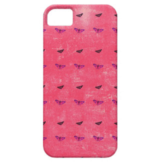 Butterfly rosy iPhone 5 cover