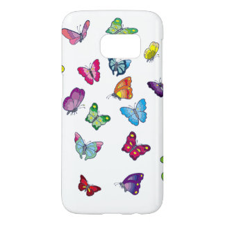 butterfly Samsung Galaxy S7,  There Phone Case