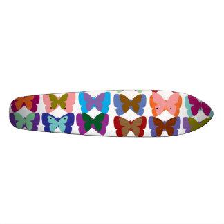 Butterfly Show Skate Board Deck