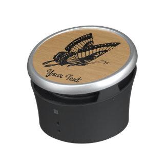 Butterfly Silhouette Bluetooth Speaker