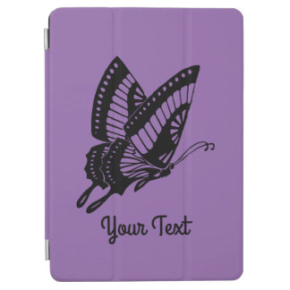 Butterfly Silhouette iPad Air Cover