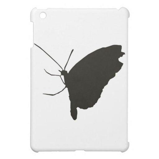 Butterfly silhouette iPad mini case