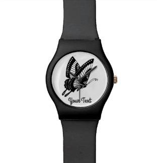 Butterfly Silhouette Watch