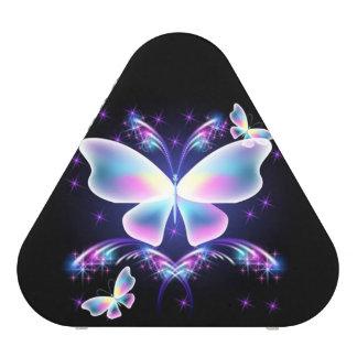 Butterfly speaker