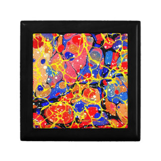 Butterfly Splash marbled gift box