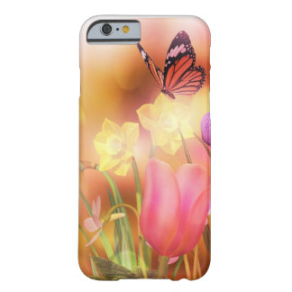 Butterfly Spring sun dance iPhone 6 case