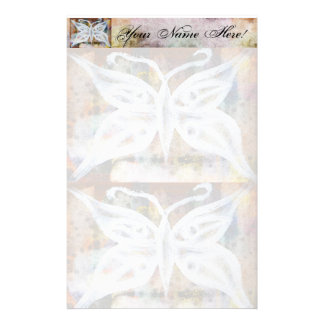 Butterfly Stationary Personalized Stationery