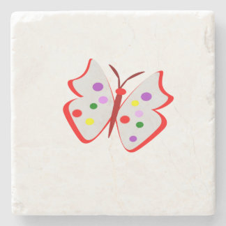Butterfly Stone Coaster