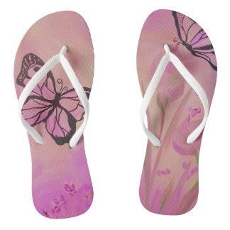 Butterfly Summer Shoe Thongs