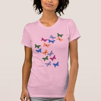 Butterfly Swirl T-Shirt