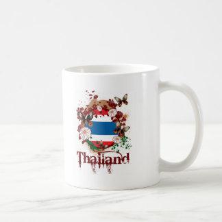 Butterfly Thailand Coffee Mug