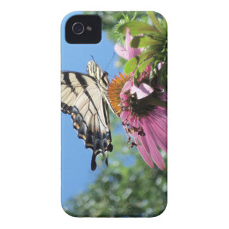 Butterfly (Tiger Swallowtail) Case-Mate iPhone 4 Cases