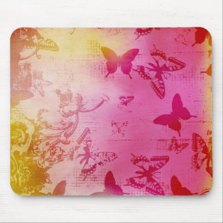 Butterfly Time Mousepad