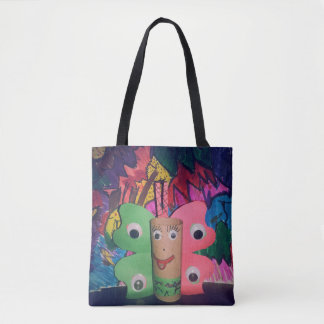 Butterfly -Tote bag