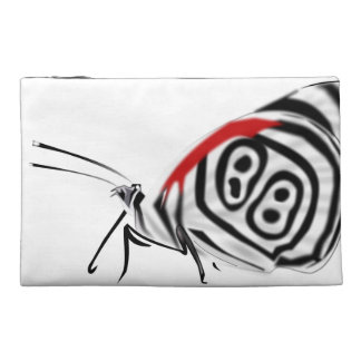 Butterfly Travel Accessory Bag