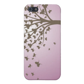 Butterfly Tree Case For The iPhone 5