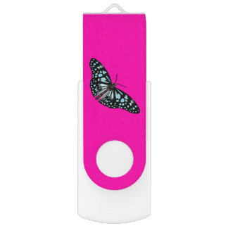 Butterfly USB Flash Drive